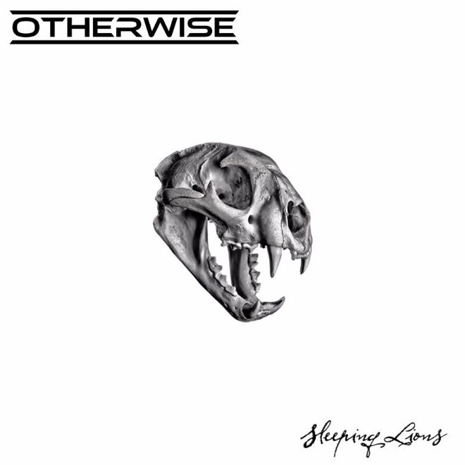 otherwise promo - Otherwise - Sleeping Lions (Album Review)