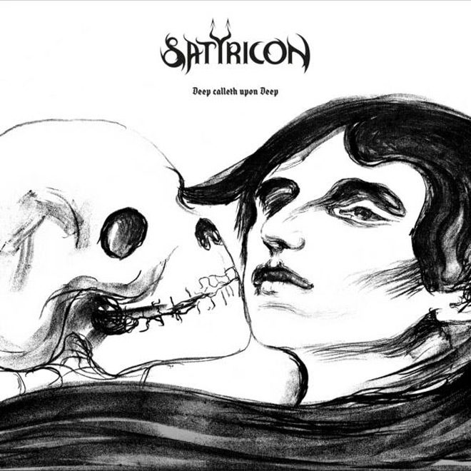 satyr cover - Satyricon - Deep calleth upon Deep (Album Review)