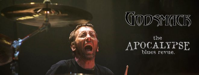 shannon slide - Interview - Shannon Larkin of Godsmack & The Apocalypse Blues Revue