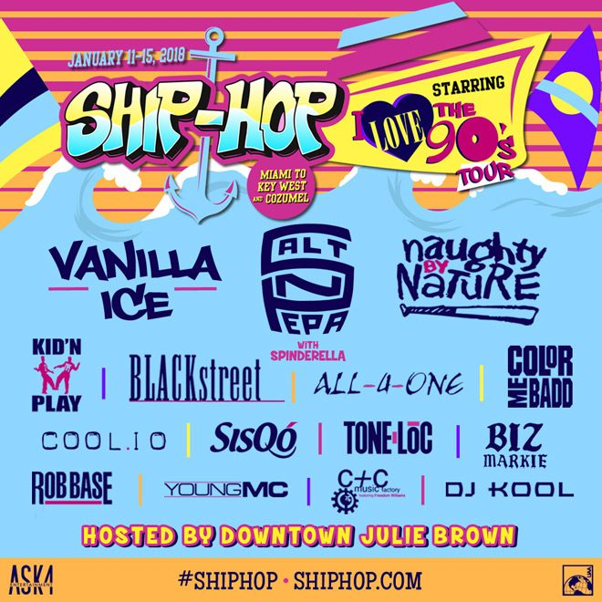 ship hop - Interview - Vin Rock of Naughty by Nature