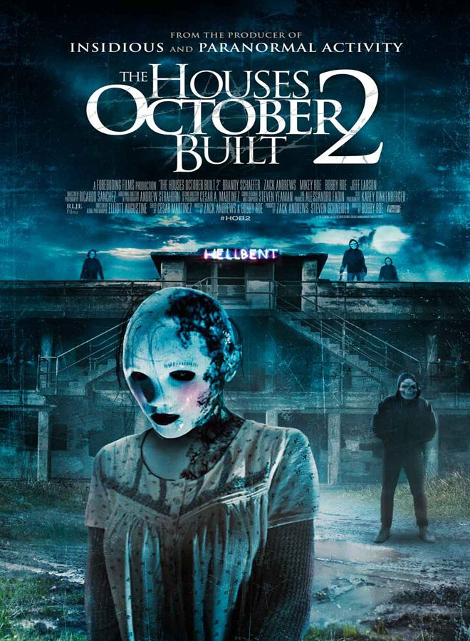 the houses October Built 2 - The Houses October Built 2 (Movie Review)