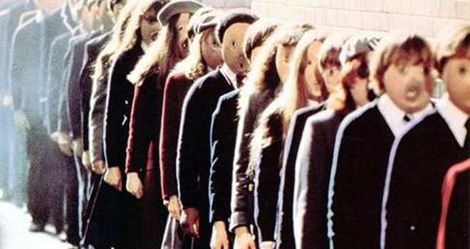 the wall 2 - Pink Floyd: The Wall - A Cult Classic 35 Years In The Making