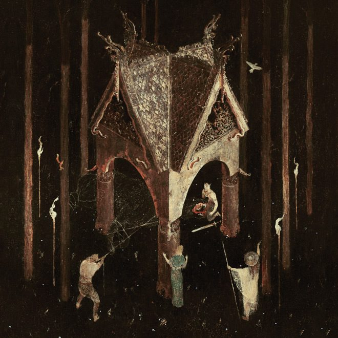 wolves cover - Wolves In The Throne Room - Thrice Woven (Album Review)