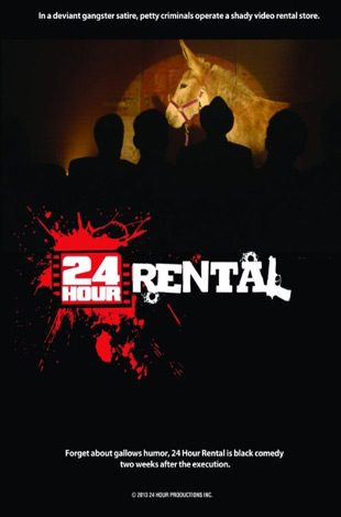 24 hour rental - Interview - George Mihalka