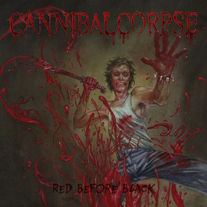 CannibalCorpse RedBeforeBlack - Interview - Paul Mazurkiewicz of Cannibal Corpse