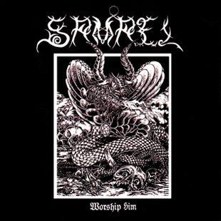 Cover of Samaels first album  Worship Him  - Interview - Vorph of Samael