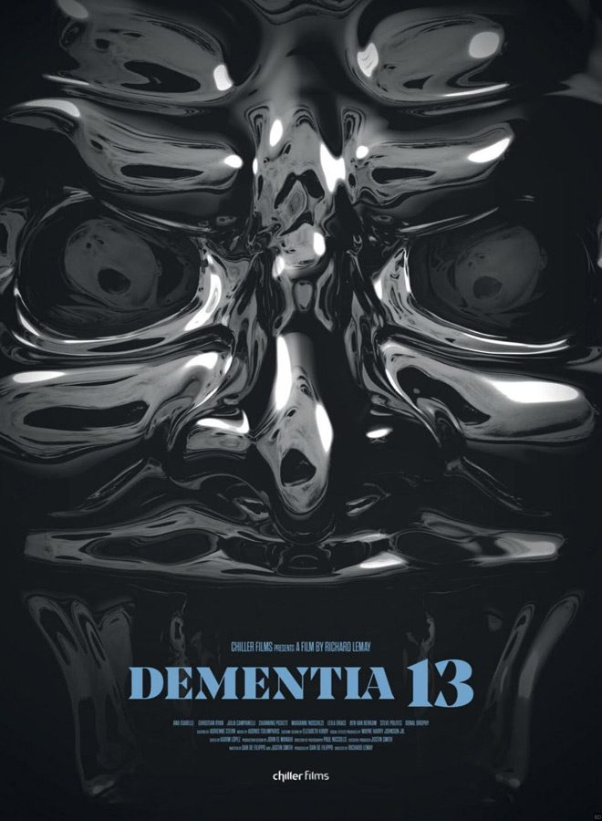 DEMENTIA 13 POster - Interview - Ana Isabelle