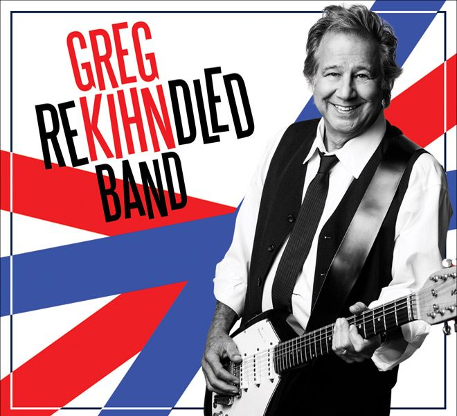 Greg Kihn Rekihndled cover - Interview - Greg Kihn