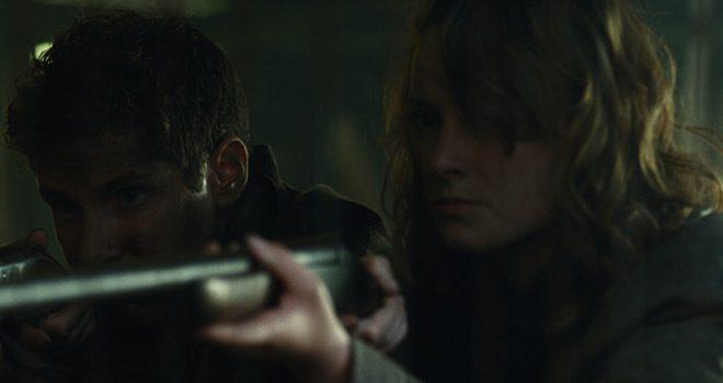 Quiet Hour 1 - The Quiet Hour (Movie Review)