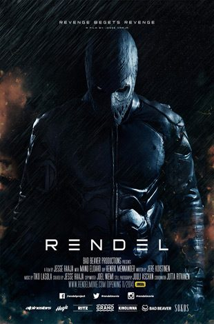 Rendel poster rendel - Interview - Eero Heinonen of The Rasmus
