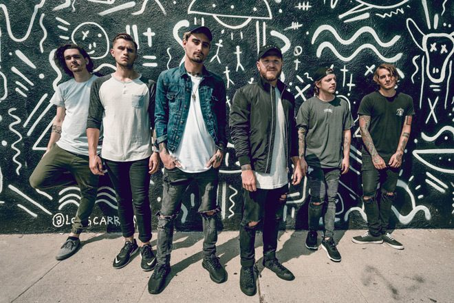 WCAR2017 - We Came As Romans - Cold Like War (Album Review)
