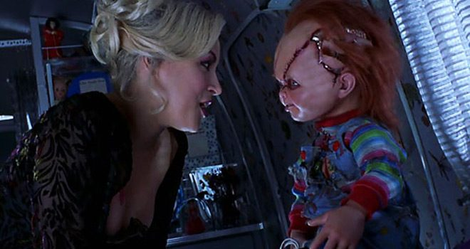 bride 2 - This Week In Horror Movie History - Bride of Chucky (1998)