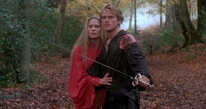 bride princess 2 - Still Storming the Castle - The Princess Bride 30 Years Later