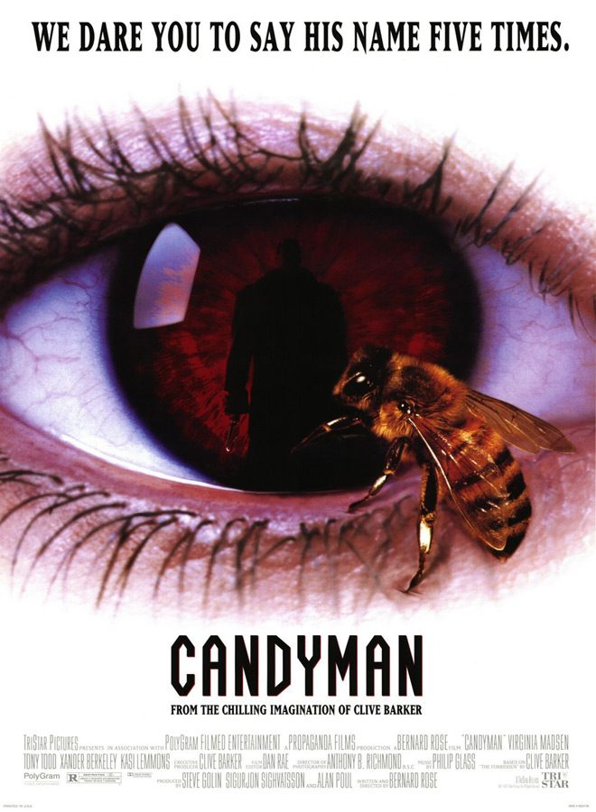 candyman poster - Candyman - 25 Years Of Terror