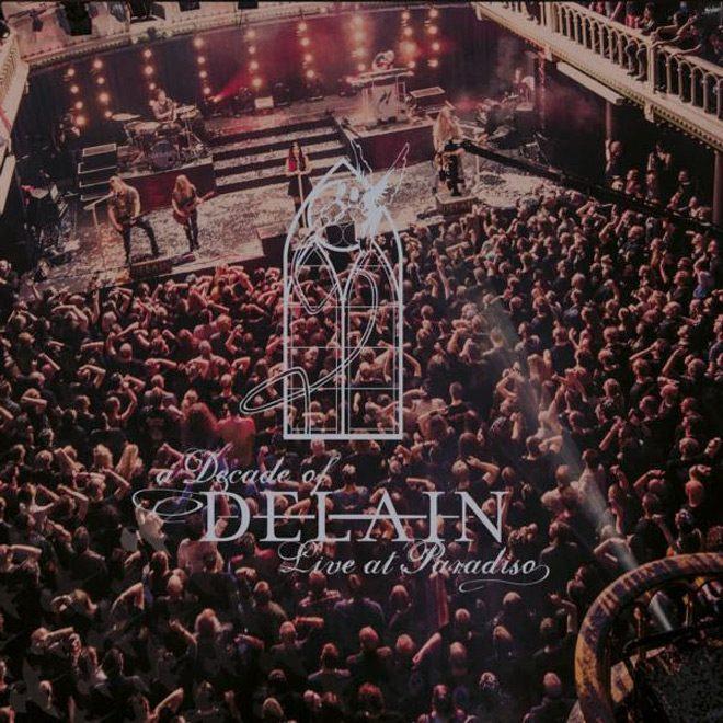 delain album - Delain - A Decade of Delain: Live at Paradiso (Album Review)