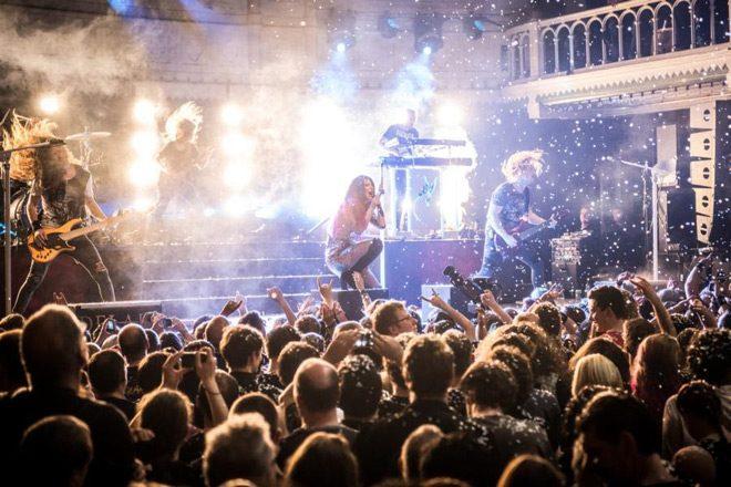 delain promo - Delain - A Decade of Delain: Live at Paradiso (Album Review)