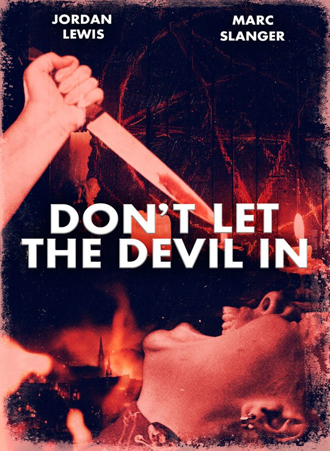 devil poster - Don't Let The Devil In (Movie Review)