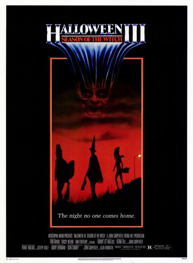halloween 3 season of the witch movie poster - Halloween III: Season of the Witch - Misunderstood & Abused 35 Years Later