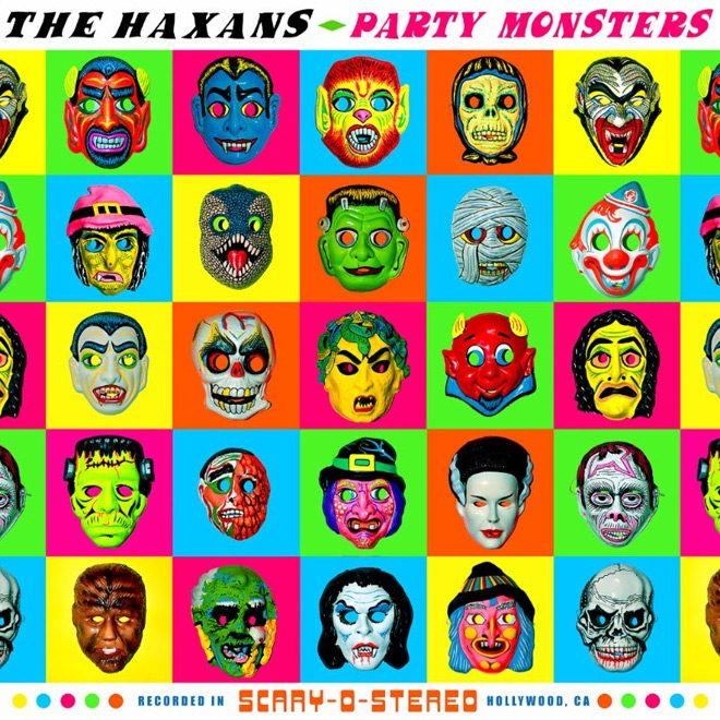 haxans album - The Haxans - Party Monsters (Album Review)