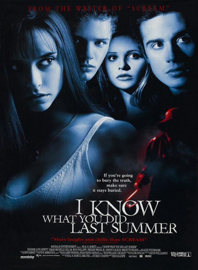 i know poster - I Know What You Did Last Summer 20 Years Later
