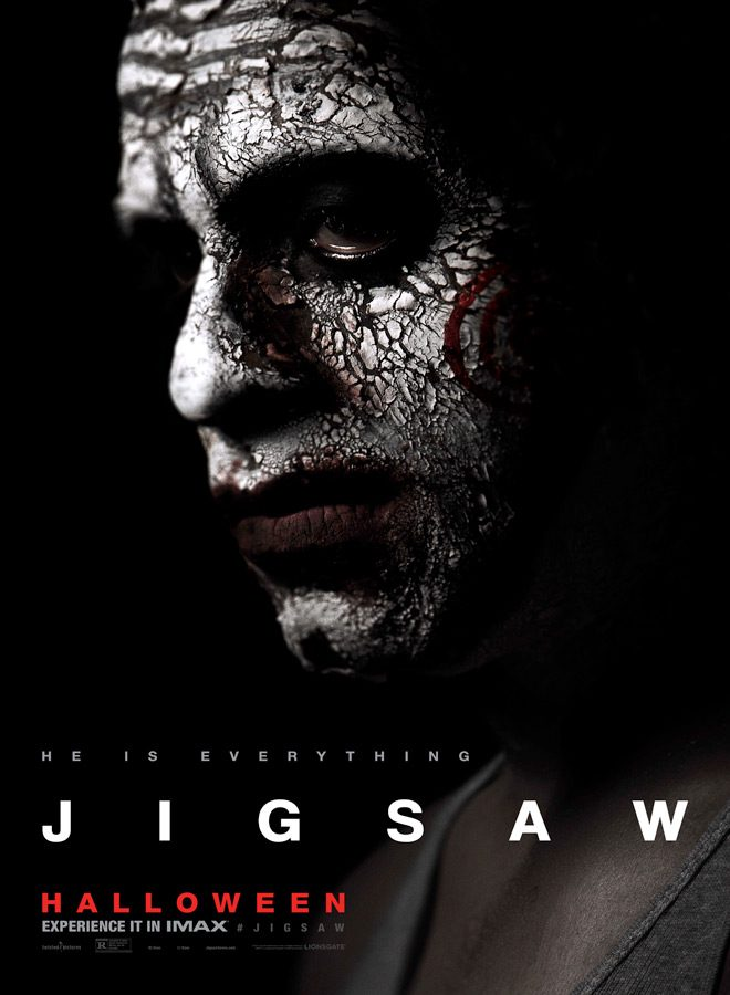 jigsaw movie poster - Jigsaw (Movie Review)