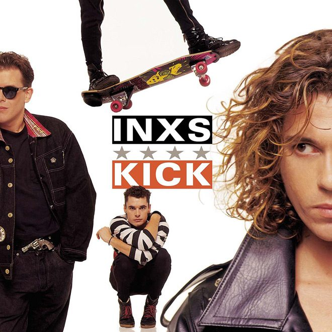 kick album - INXS - Kick Turns 30