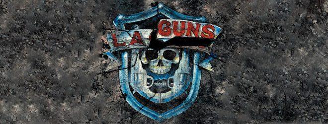 la slide - L.A. Guns - The Missing Peace (Album Review)