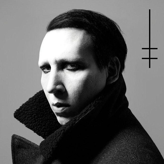 manson cover - Marilyn Manson - Heaven Upside Down (Album Review)