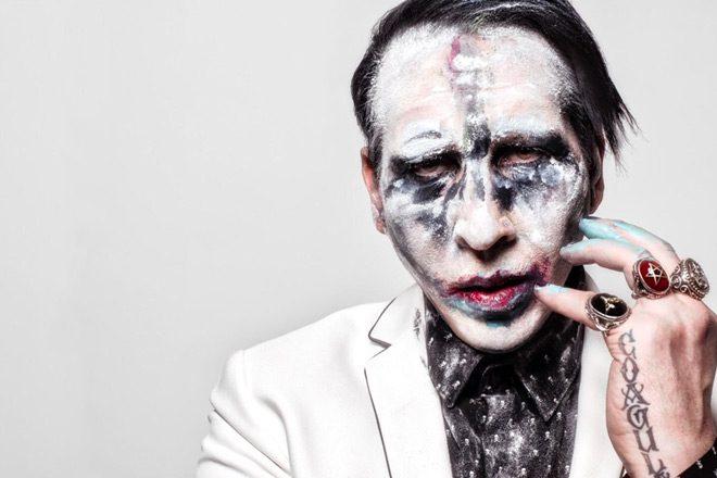 manson promo - Marilyn Manson - Heaven Upside Down (Album Review)