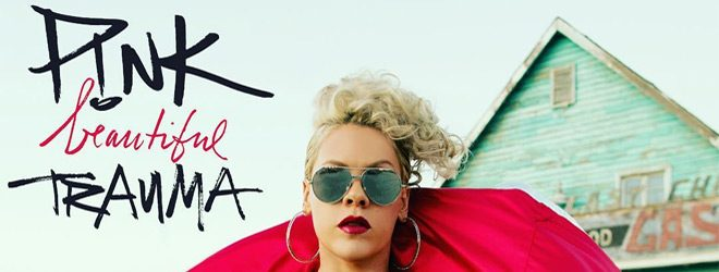 pink slide - P!nk - Beautiful Trauma (Album Review)