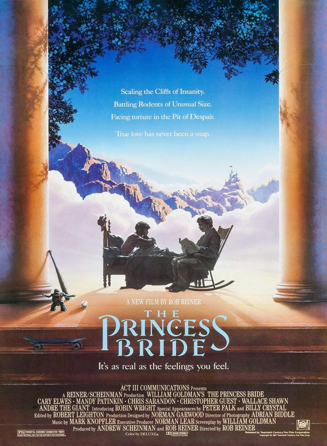 princess bride xlg - Still Storming the Castle - The Princess Bride 30 Years Later