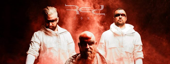 red slide - Red - Gone (Album Review)