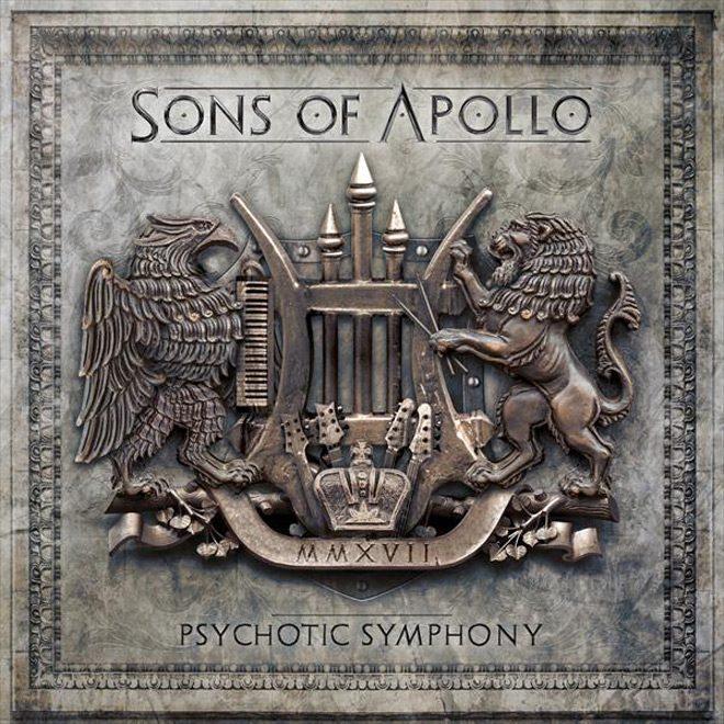 sons of apollo album - Sons of Apollo - Psychotic Symphony (Album Review)