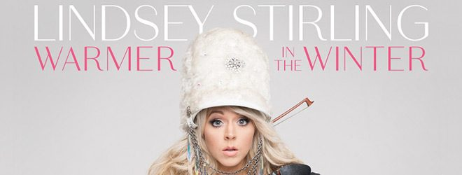 stirling slide - Lindsey Stirling - Warmer In The Winter (Album Review)
