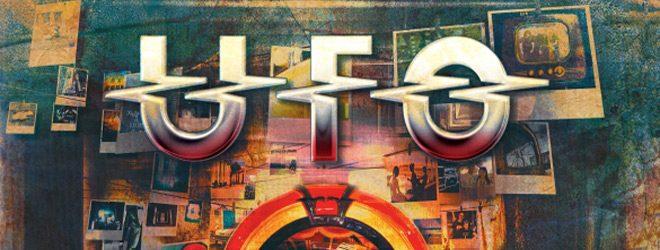 ufo slide - UFO - The Salentino Cuts (Album Review)