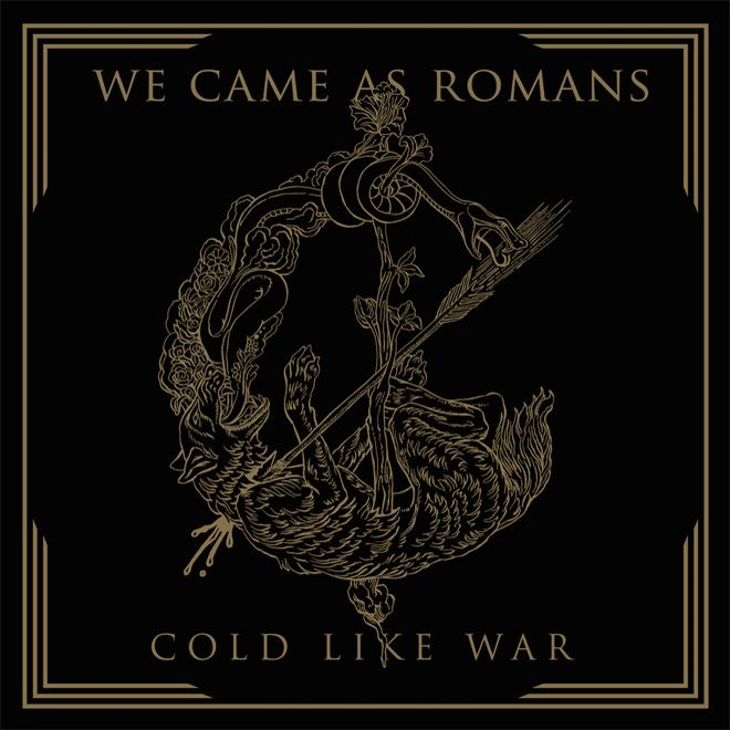 we as romans - We Came As Romans - Cold Like War (Album Review)