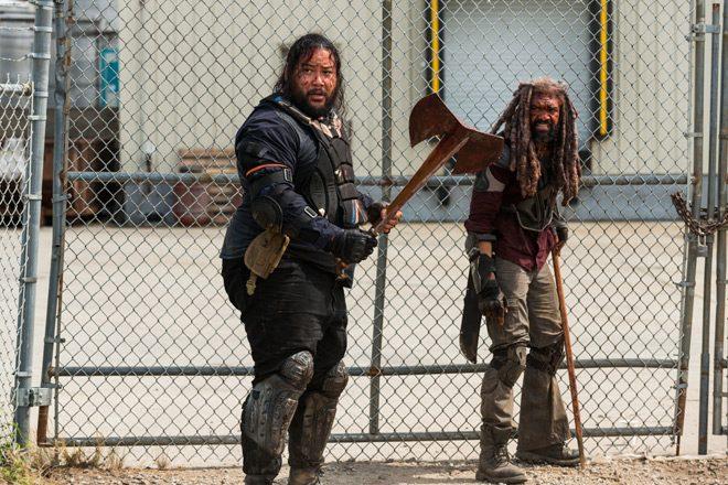 804 2 - The Walking Dead - Some Guy (Season 8/ Episode 4 Review)
