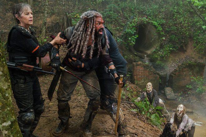 804 3 - The Walking Dead - Some Guy (Season 8/ Episode 4 Review)