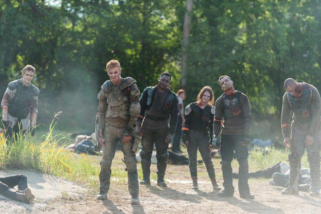 804 4 - The Walking Dead - Some Guy (Season 8/ Episode 4 Review)