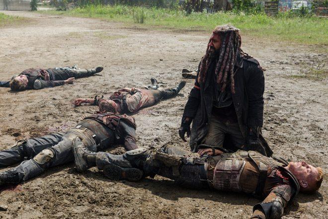 804 5 - The Walking Dead - Some Guy (Season 8/ Episode 4 Review)
