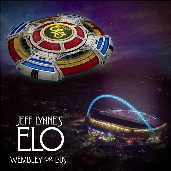 Jeff Lynne S Elo Wembley Or Bust Live Album Review