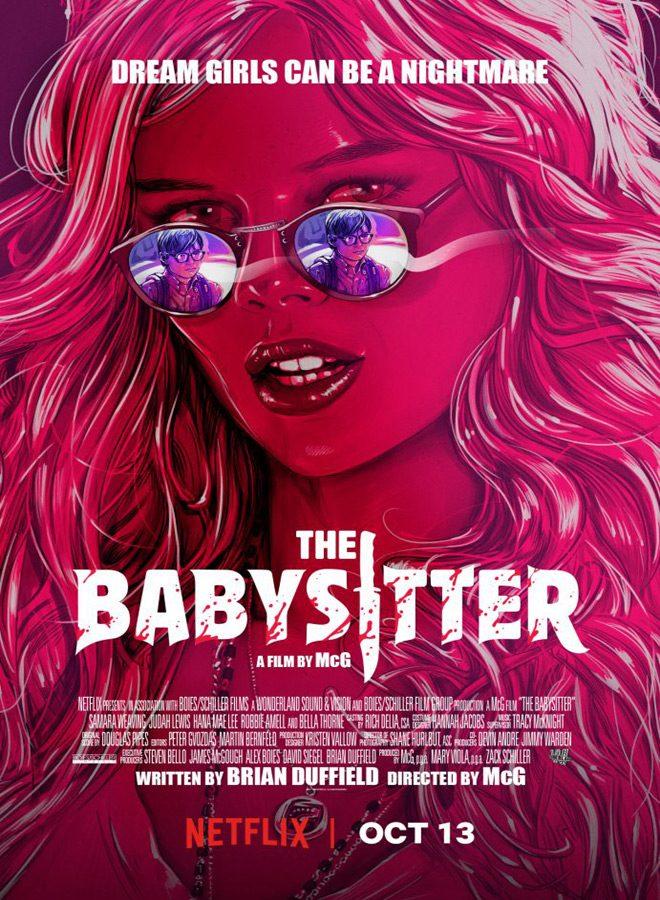 BABYSITTER poster - The Babysitter (Movie Review)