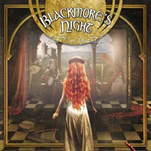 Blackmores Night All Our Yesterdays - Interview - Candice Night of Blackmore's Night
