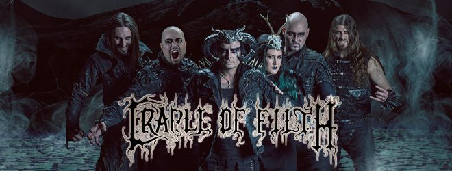 Cradle of Filth slide - Interview - Dani Filth Talks Decay