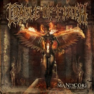 Cradle of Filth Manticore Other Horrors - Interview - Dani Filth Talks Decay