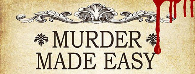 Murder Made Easy slide - Murder Made Easy (Movie Review)