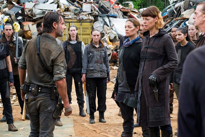 TWD 806 GP 0620 0159 RT - The Walking Dead - The King, the Widow, and Rick (Season 8/ Episode 6 Review)