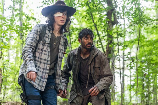 TWD 806 JLD 0619 0740 RT - The Walking Dead - The King, the Widow, and Rick (Season 8/ Episode 6 Review)