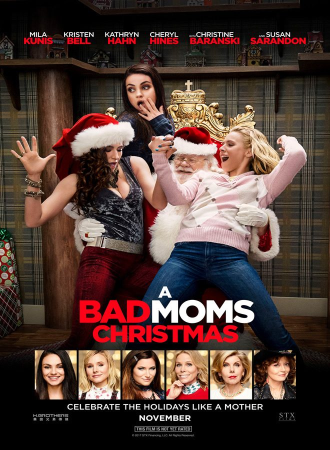 bad christmas large - A Bad Moms Christmas (Movie Review)