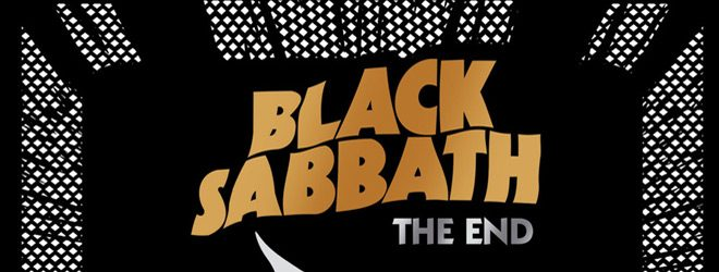 black slide - Black Sabbath - The End (Live DVD/CD Review)